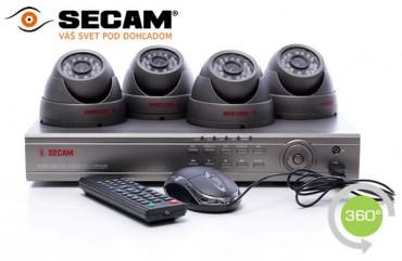 Kamerový set SECAM 4B PRO